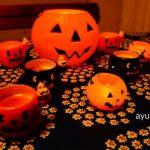 かぼちゃプリン★でハロウィン♪