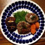 TUOKIOで豆腐ハンバーグと昨夜ポチったもの